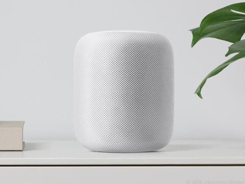 Mit dem HomePod tritt Apple gegen Amazon und Google an