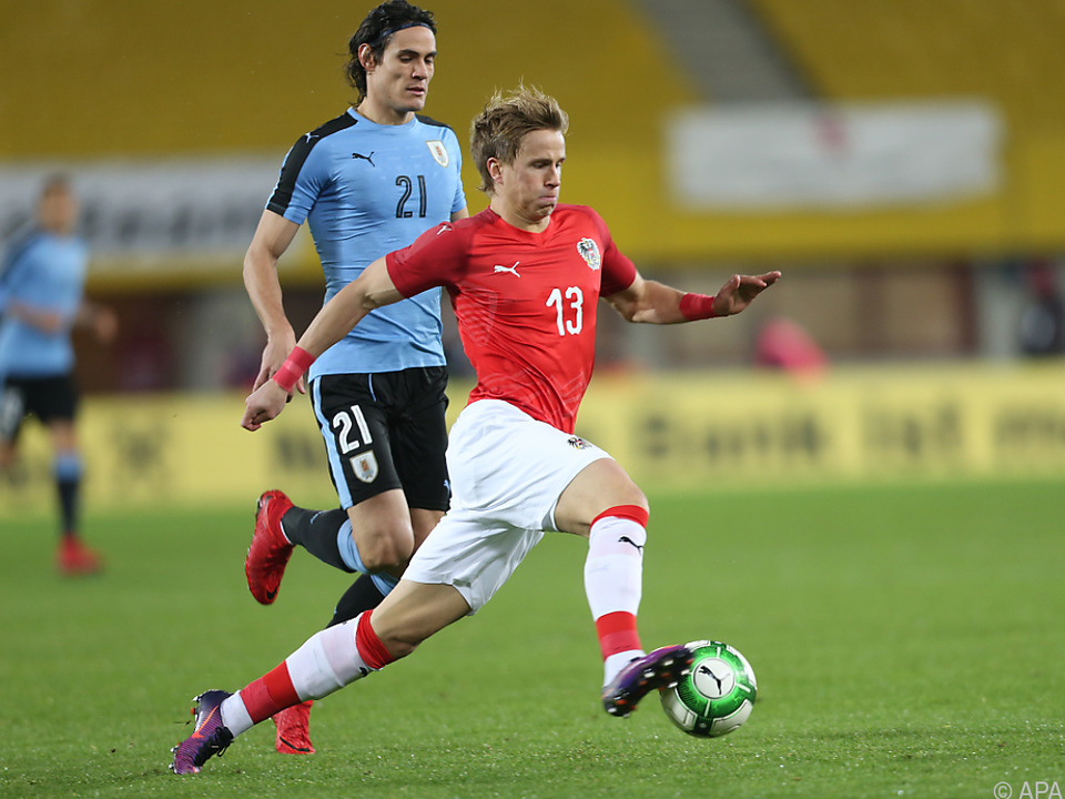 Moritz Bauer wechselt zum Wimmer-Club in die Premier League
