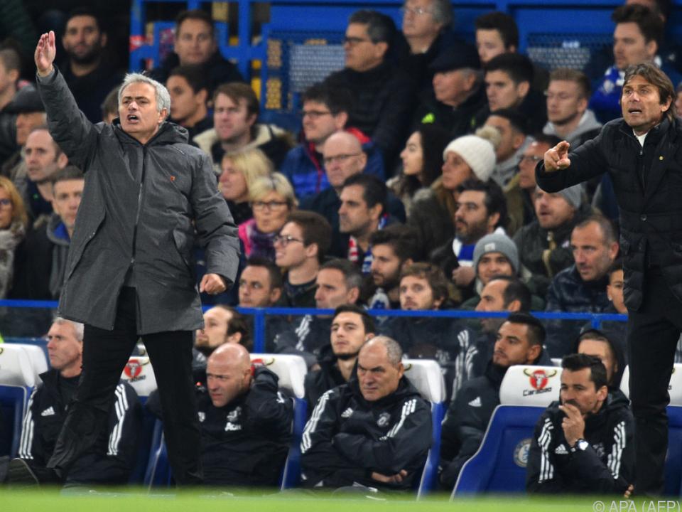 Mourinho und Conte werden wohl keine Freunde mehr
