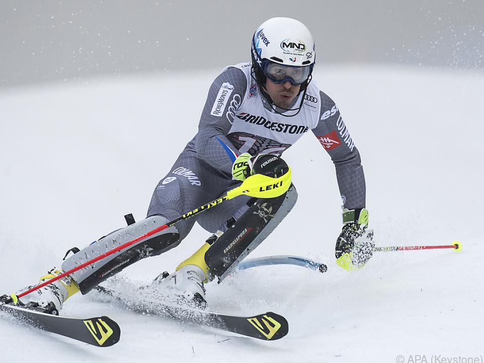 Muffat-Jeandet feierte seinen ersten Weltcupsieg