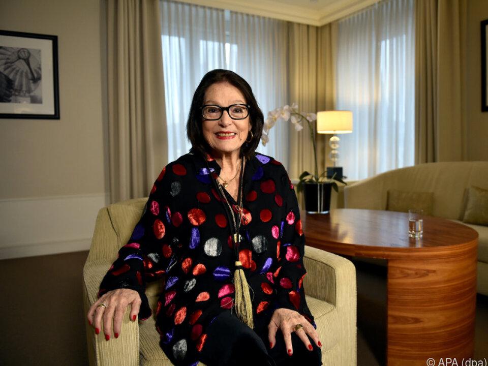Nana Mouskouri ist mehr als nur eine Schlagersängerin