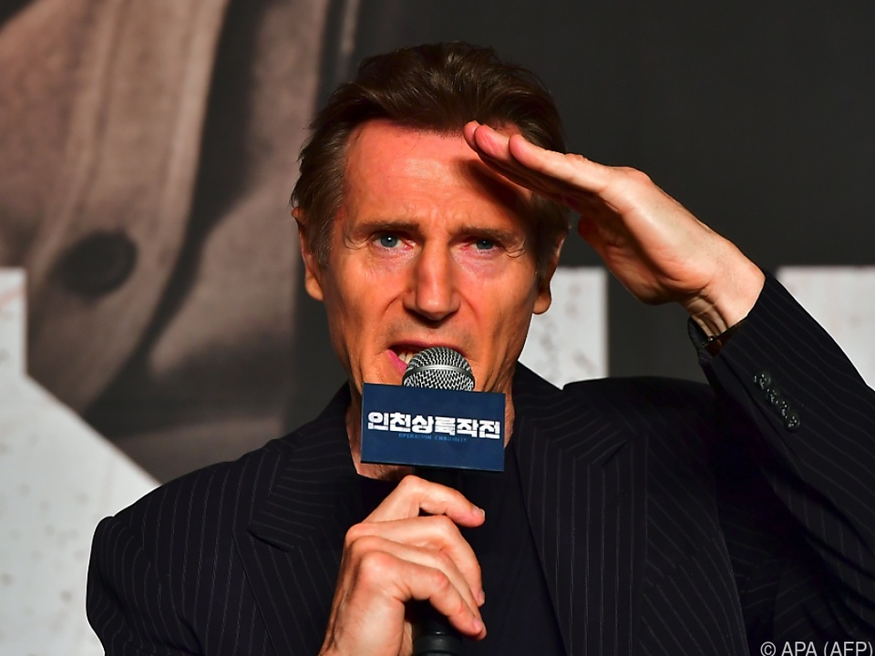 Neesons Status als Prügelheld wackelt altersbedingt
