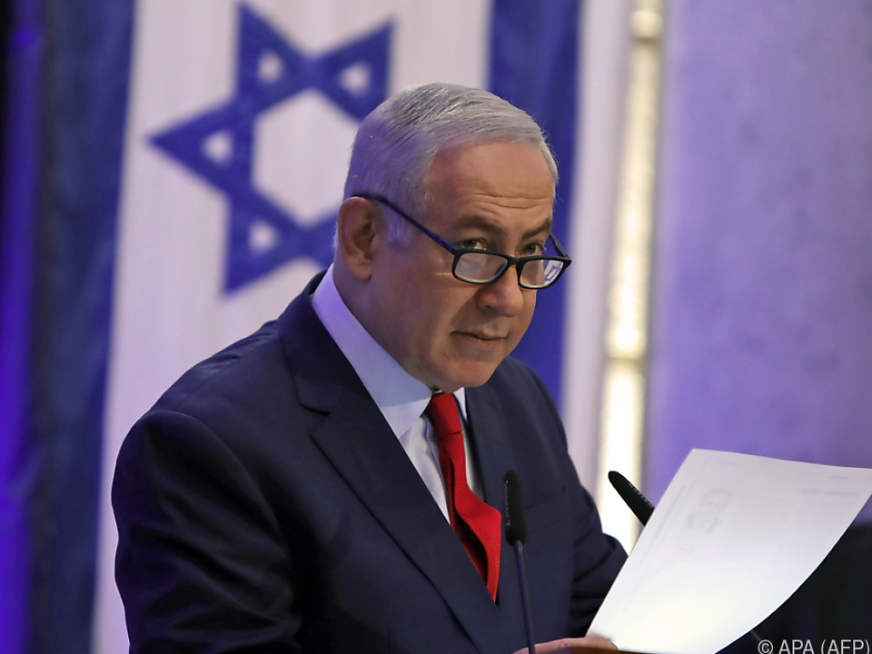 Netanyahu schließt sich Trump-Äußerungen an