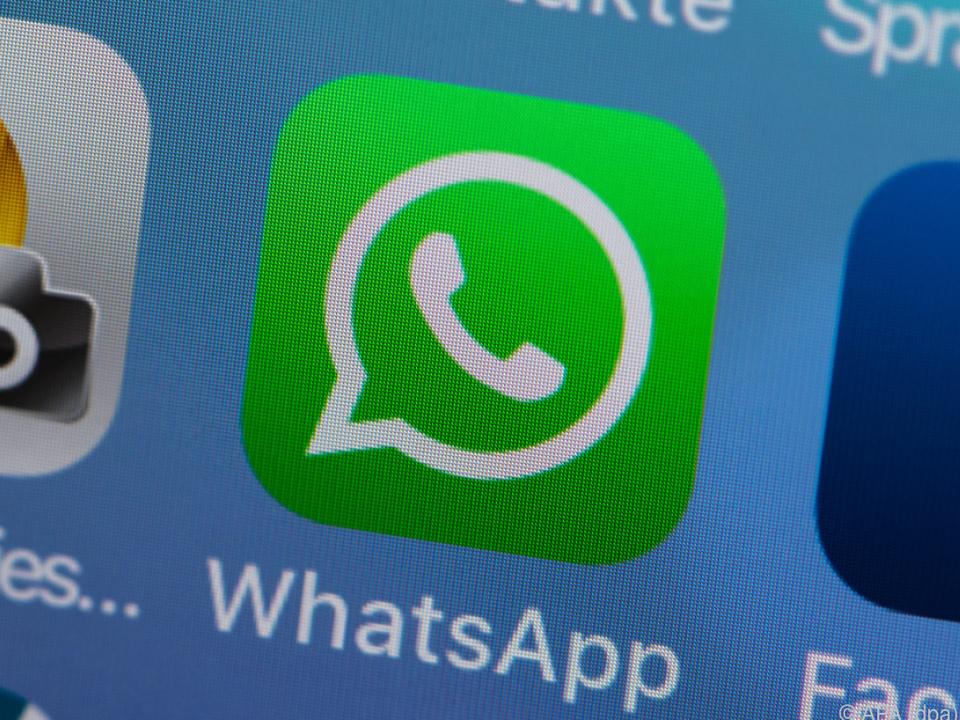 Neuerungen bei WhatsApp