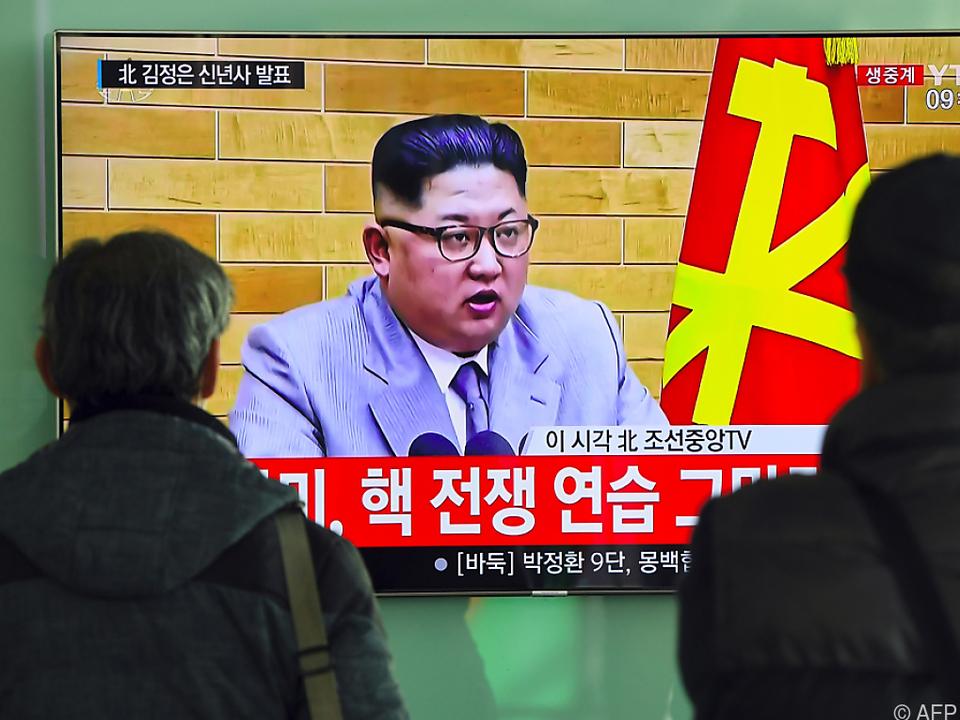 Nord- und Südkorea reden wieder miteinander