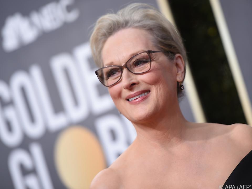 Oscar-Preisträgerin berichtete über Panne bei den Globes