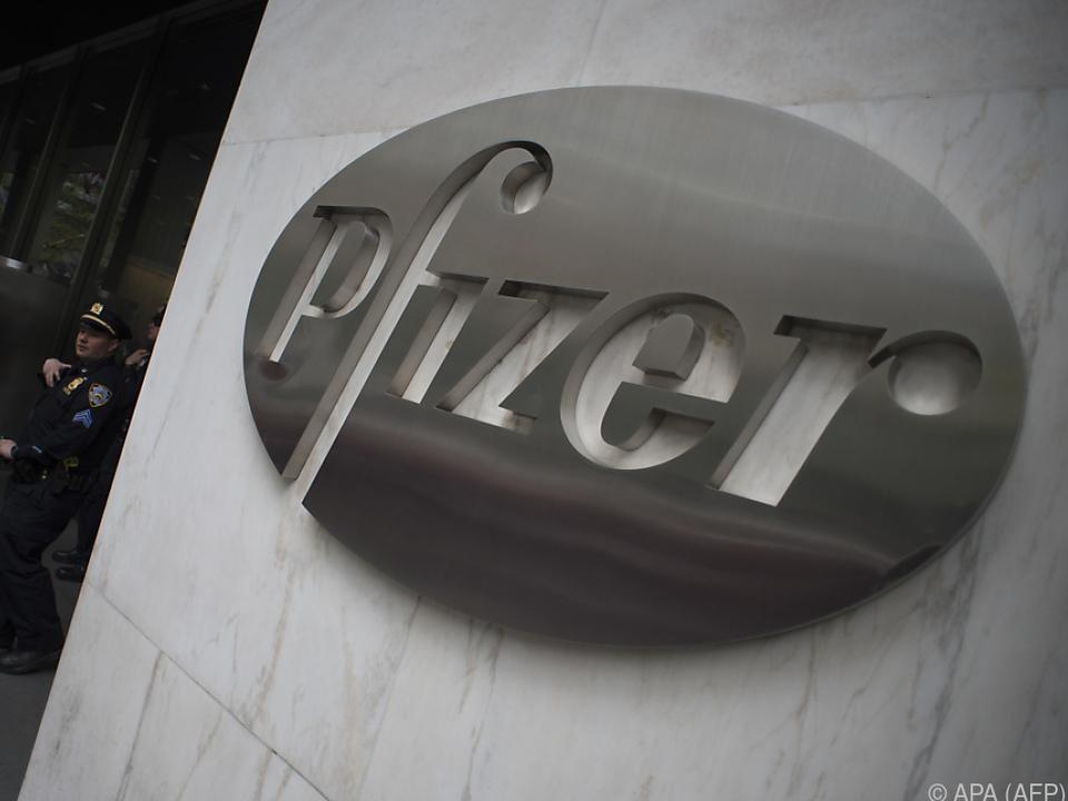 Pfizer hat bereits viel Geld in die Forschung gesteckt