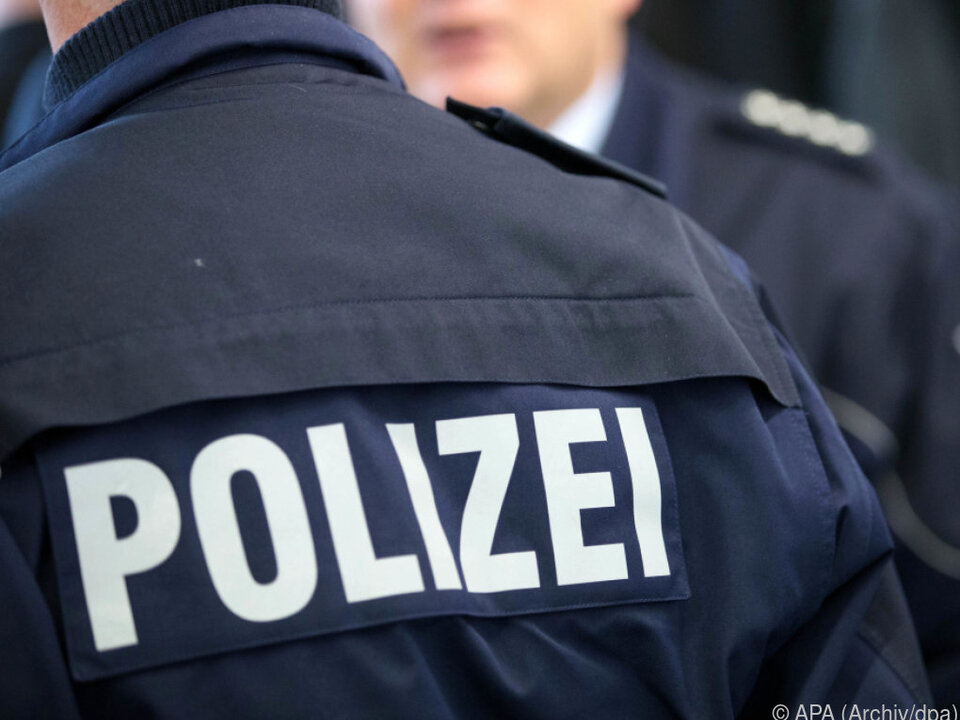 Polizei nahm Tatverdächtigen fest