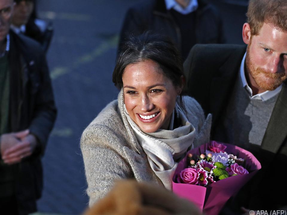 Prinz Harry und Meghan heiraten am 19. Mai