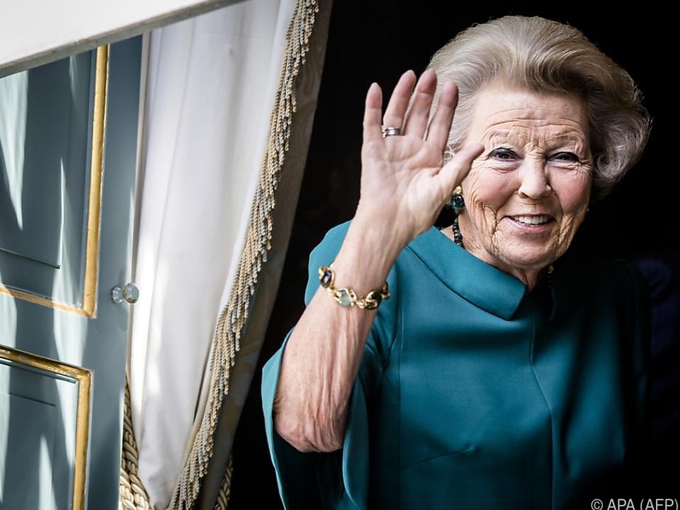 Prinzessin Beatrix genießt seit einiger Zeit ihren Ruhestand