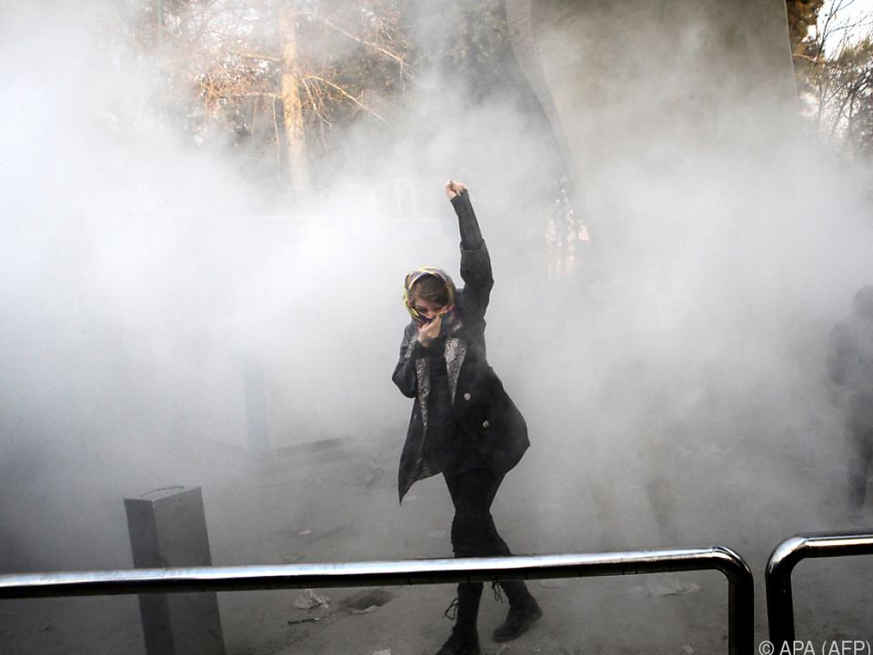 Proteste nahmen größerer Ausmaße an als erwartet