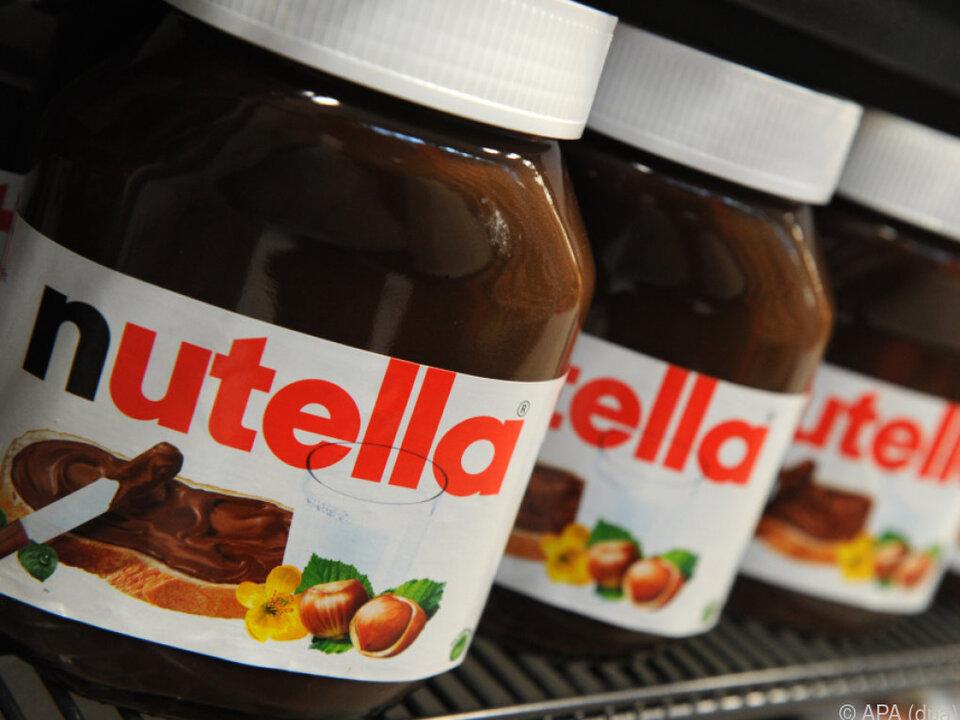 Rabattaktion sorgte für Ansturm auf Nutella-Gläser