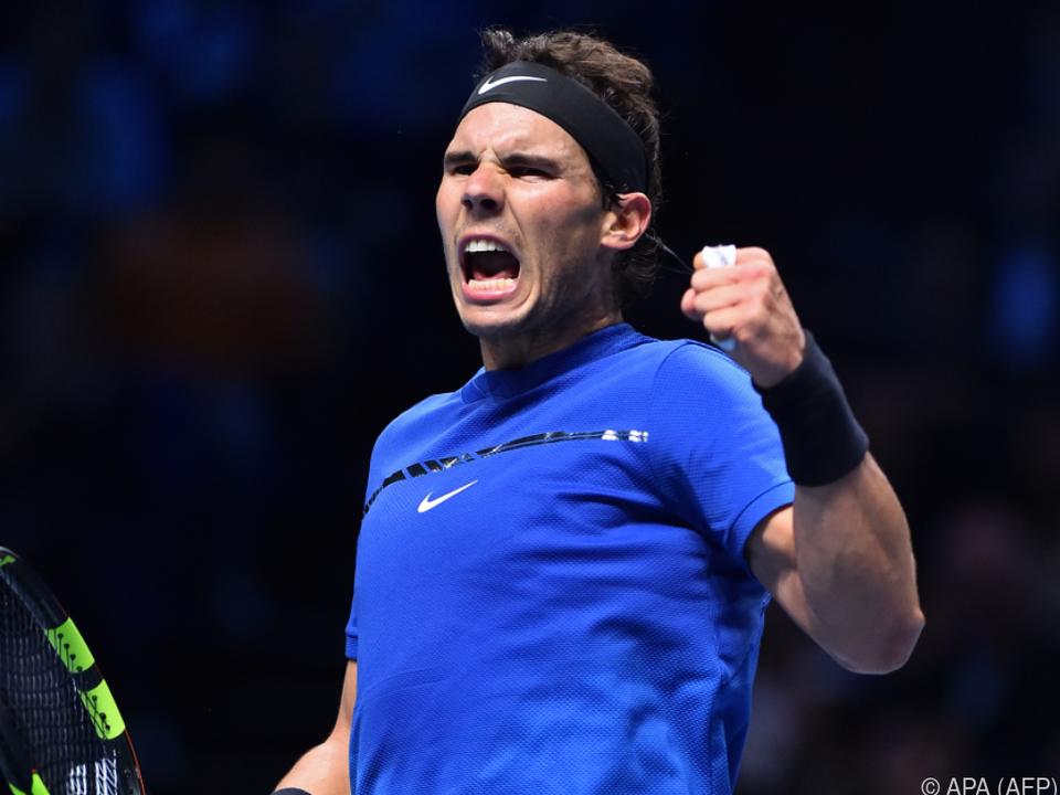 Rafael Nadal will nach Knieproblemen Spielpraxis sammeln