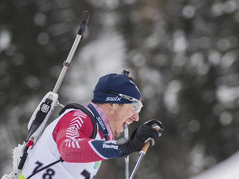 Ridnaun Andrejs Rastorgujevs IBU Open European championships biathlon, sprint men, Ridnaun (ITA)