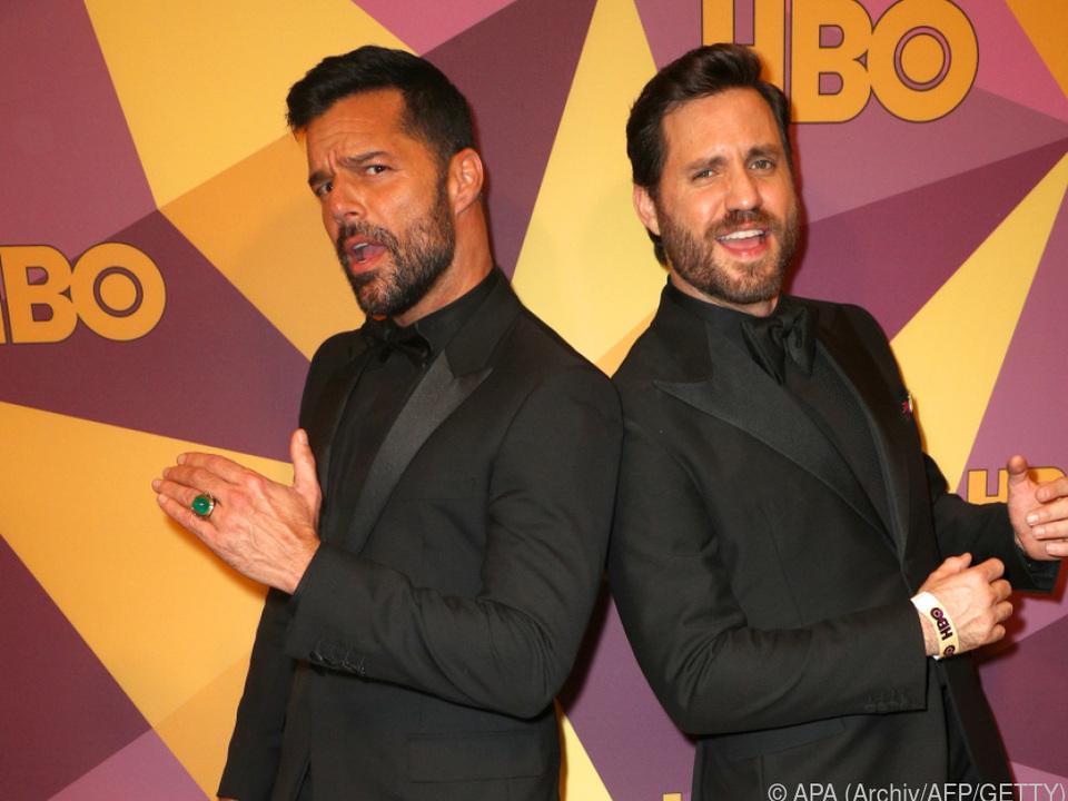 Ricky Martin und  Jwan Yosef sind seit 2016 ein Paar