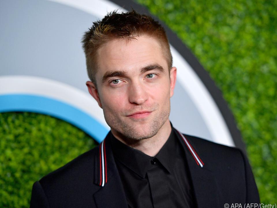Robert Pattinson in \