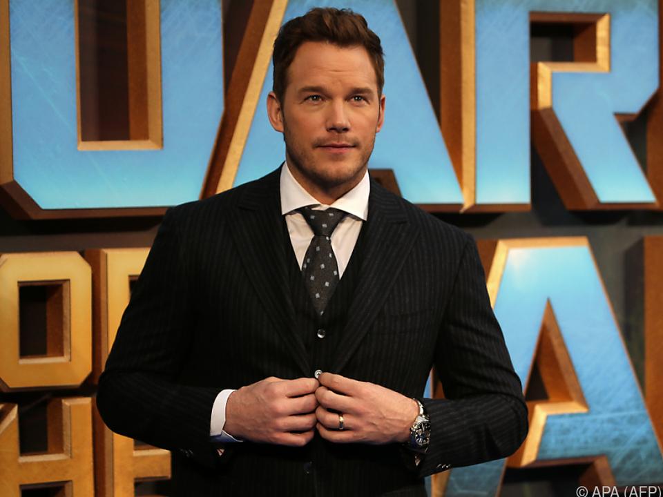 Schauspieler Chris Pratt polarisiert mit seinem neuen Hobby