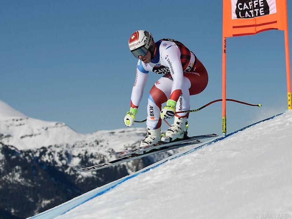 Schweizer war in der Schweizer Bergwelt am Schnellsten