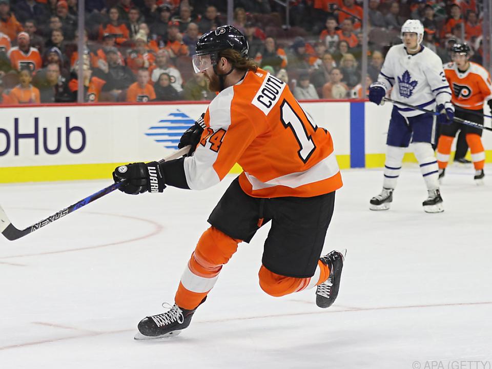 Sean Couturier sorgte für den Flyers-Sieg