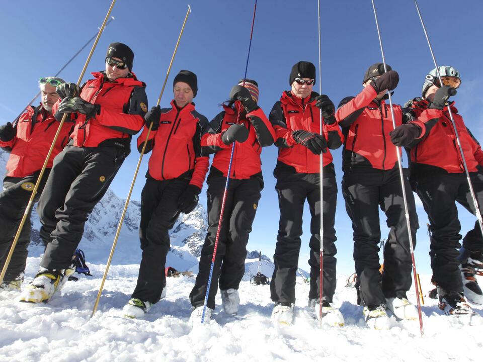 soccorso-alpino-2 Bergrettung Unterland CNSAS