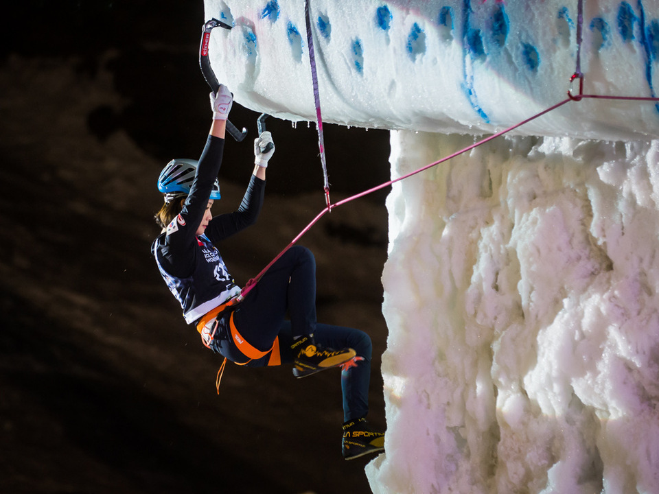 UIAA Ice Climbing World Cup, Rabenstein (Italy), 27.01.2018