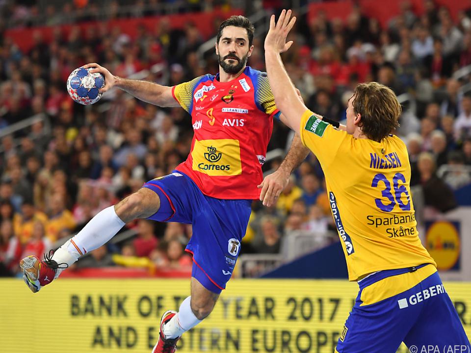 Spanier auch im Handball eine Macht