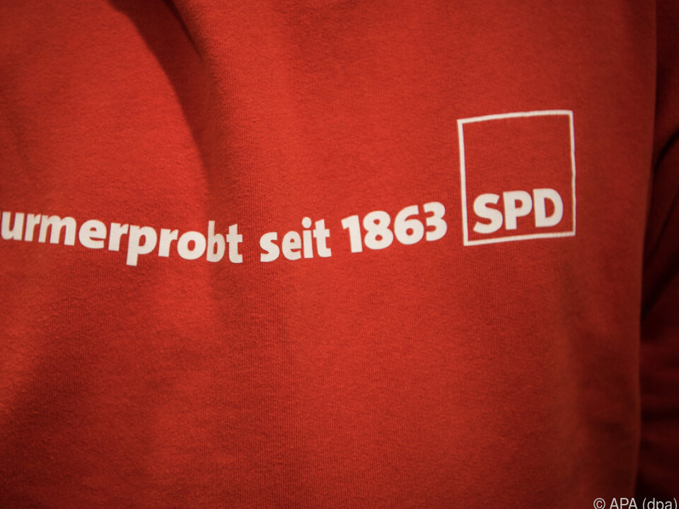 SPD-Bundesparteitag am Sonntag
