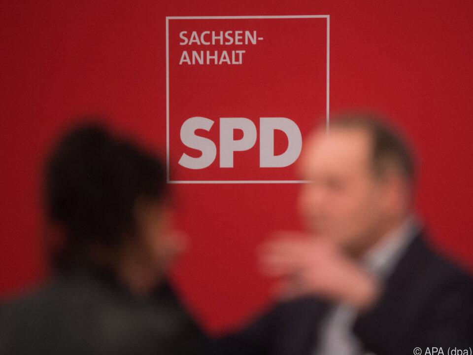SPD-Landesparteitag in Sachsen-Anhalt spuckt Parteispitze in die Suppe