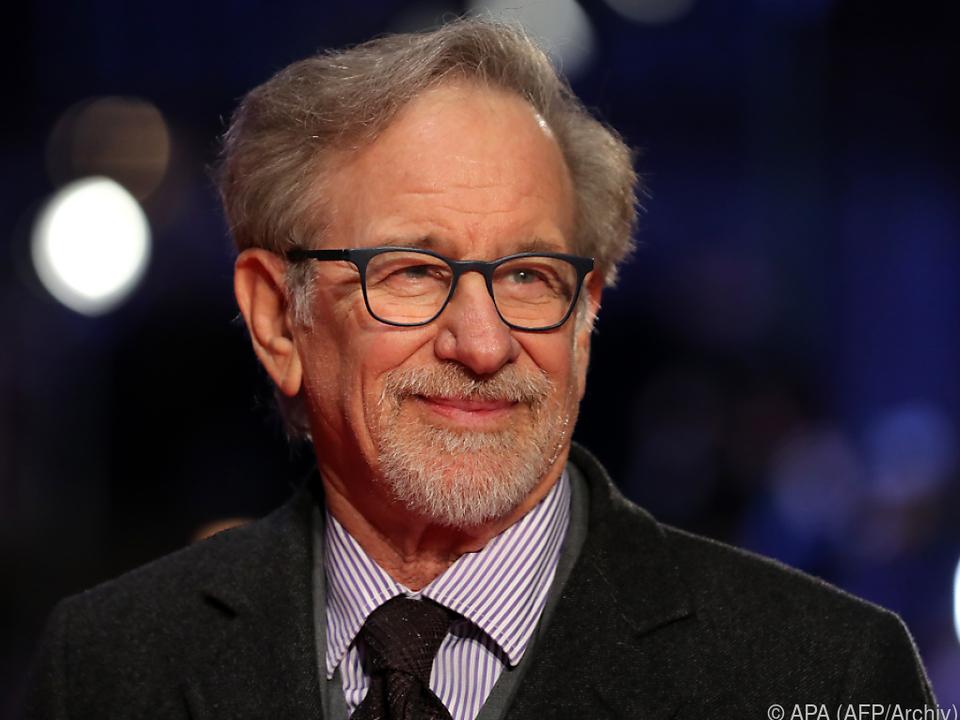 Steven Spielberg hat nächstes Projekt im Blick