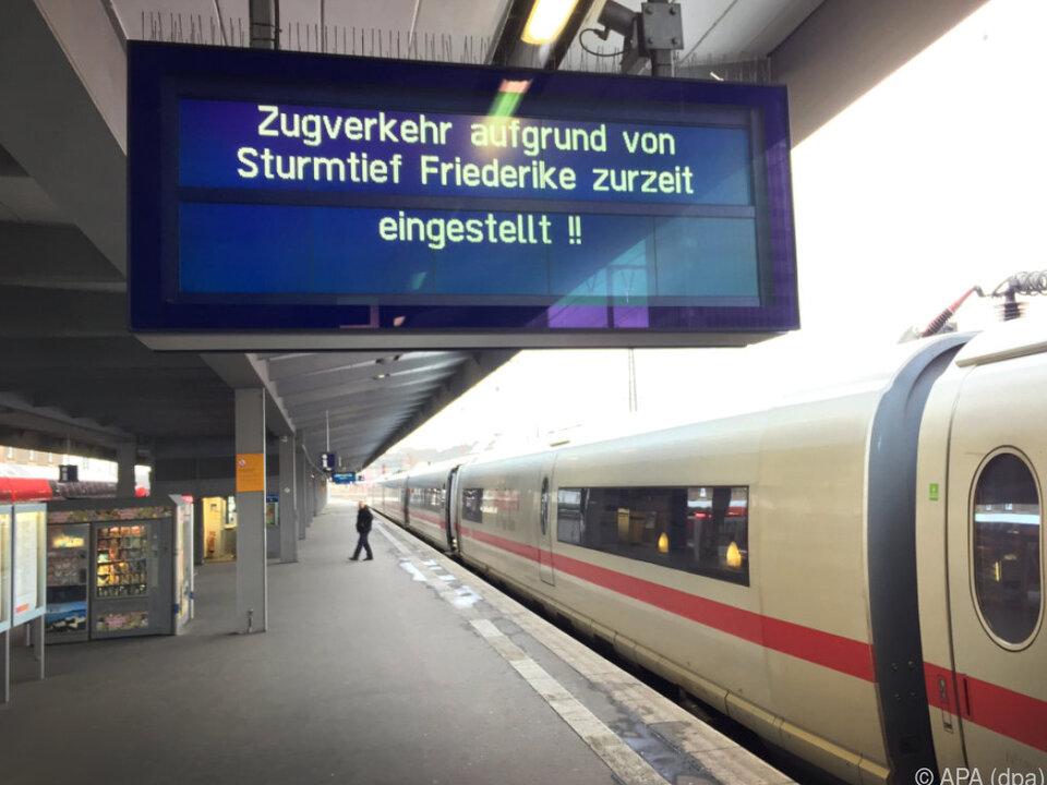 Zwei Tote in den Niederlanden nach Sturmtief