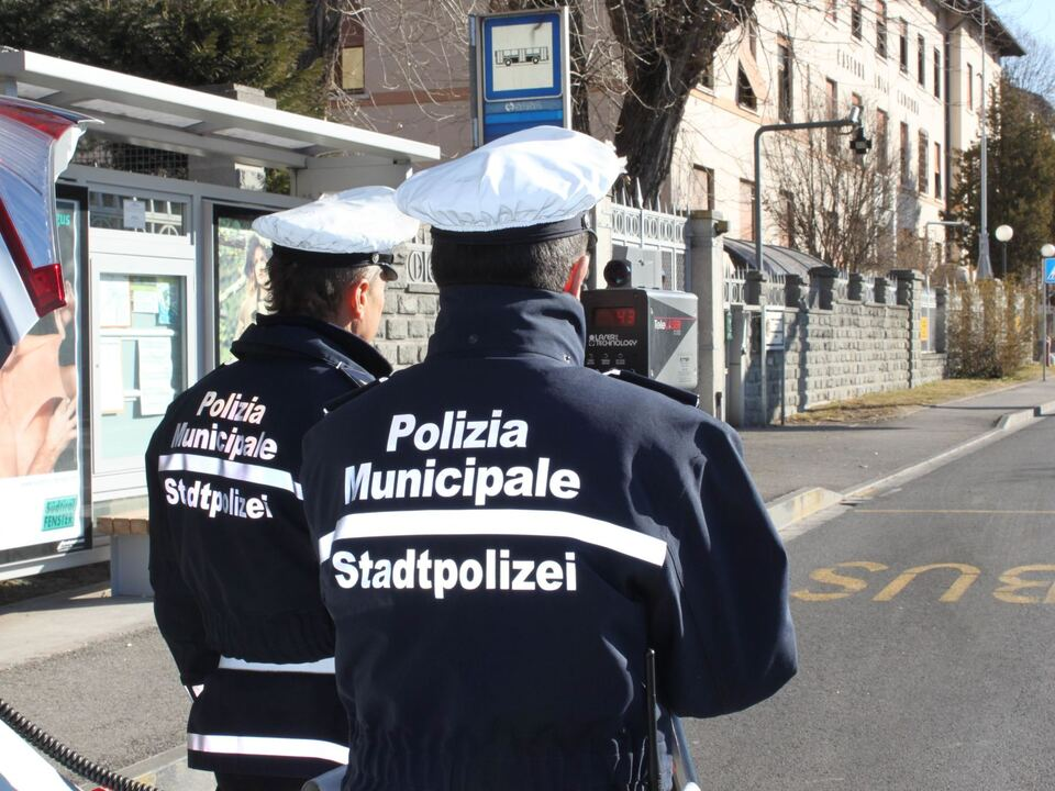 telelaser_1 Bozen Stadtpolizei Radar