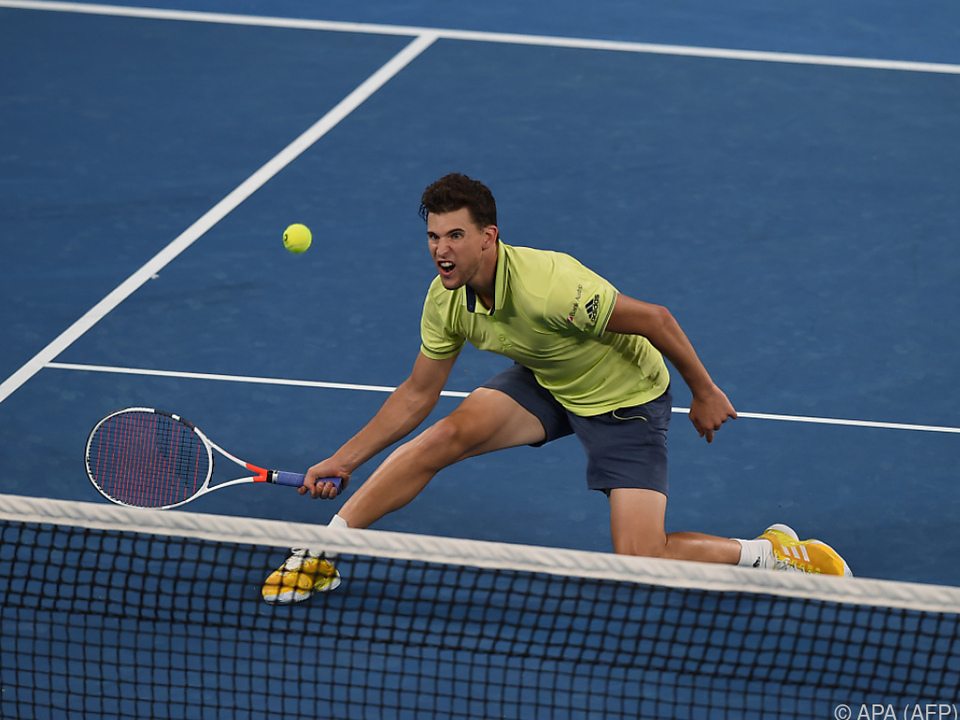 Thiem steht dem Davis-Cup-Team nun doch zur Verfügung