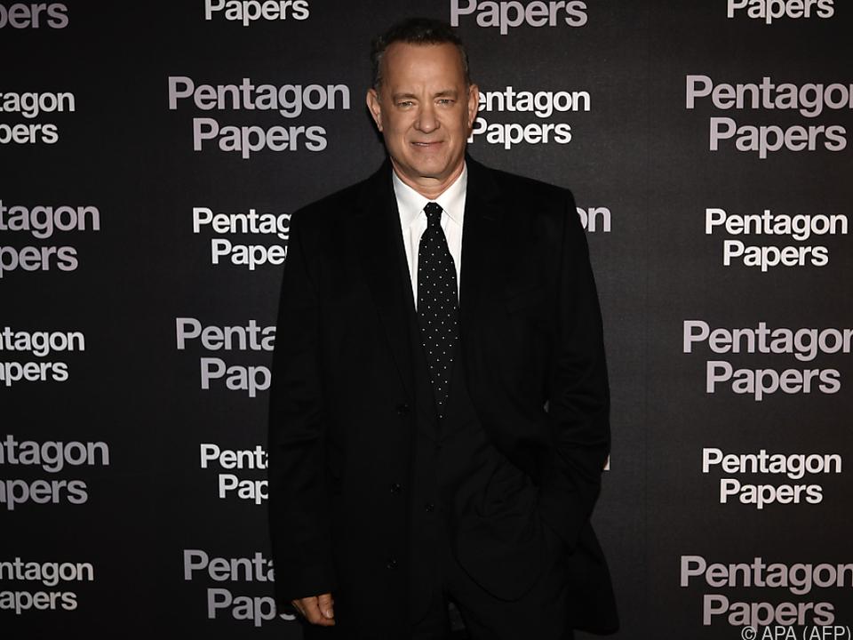 Tom Hanks will erneut eine reale Persönlichkeit porträtieren