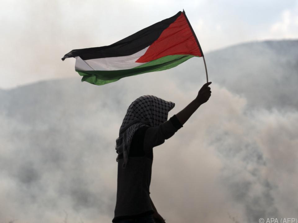 Trump will mehr Respekt für die USA von den Palästinensern