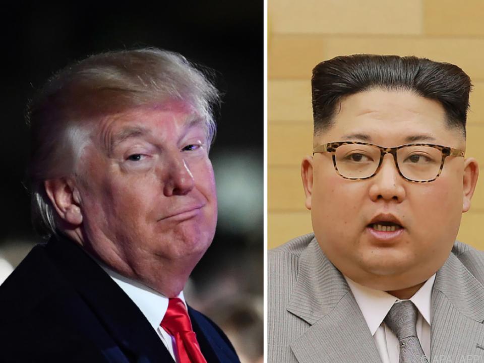 Trumps Äußerung markiert Abkehr von bisherigen Drohungen gegen Kim