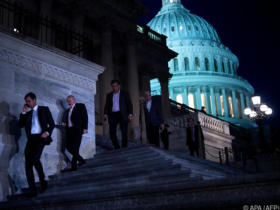 Übergangslösung erlaubt in USA Rückkehr zur Normalität