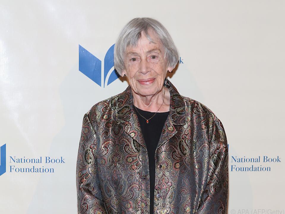 Ursula K. Le Guin verfasste mehr als 20 Romane