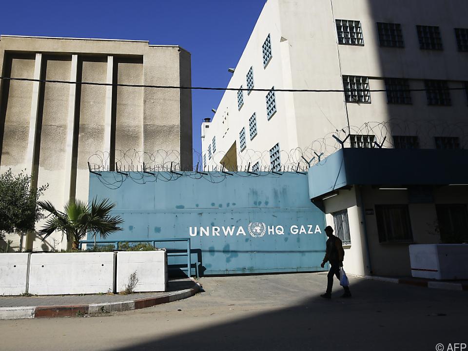 USA frieren 65 Millionen US-Dollar ein, die UNRWA jetzt fehlen