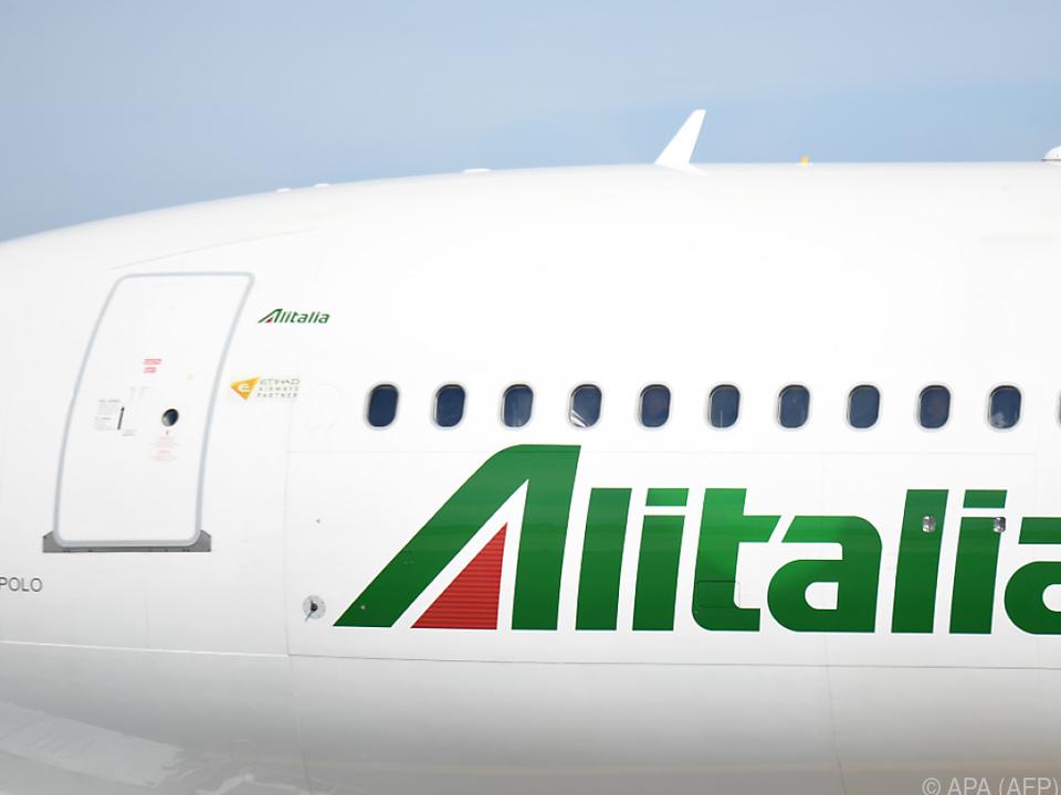 Viel Unklares rund um die Alitalia