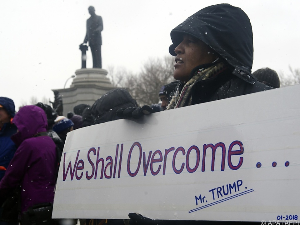 Viele sehnen Ende der Trump-Amtszeit herbei