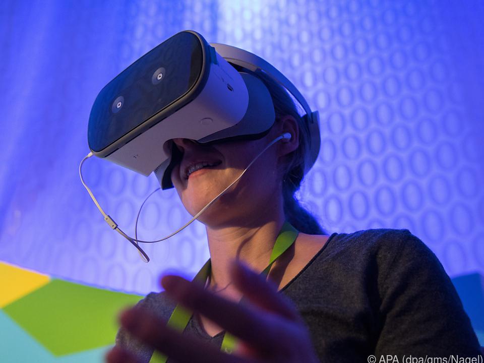 Virtuelle Realität ohne Kabel und Smartphone