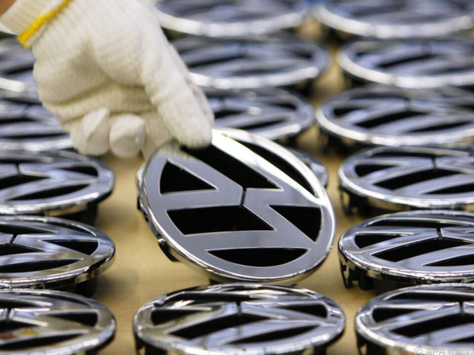 VW setzte im Vorjahr 10,74 Millionen Fahrzeuge ab