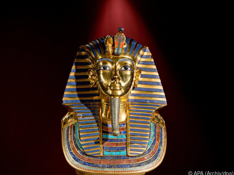 Weiter Geheimnisse um Tutanchamun