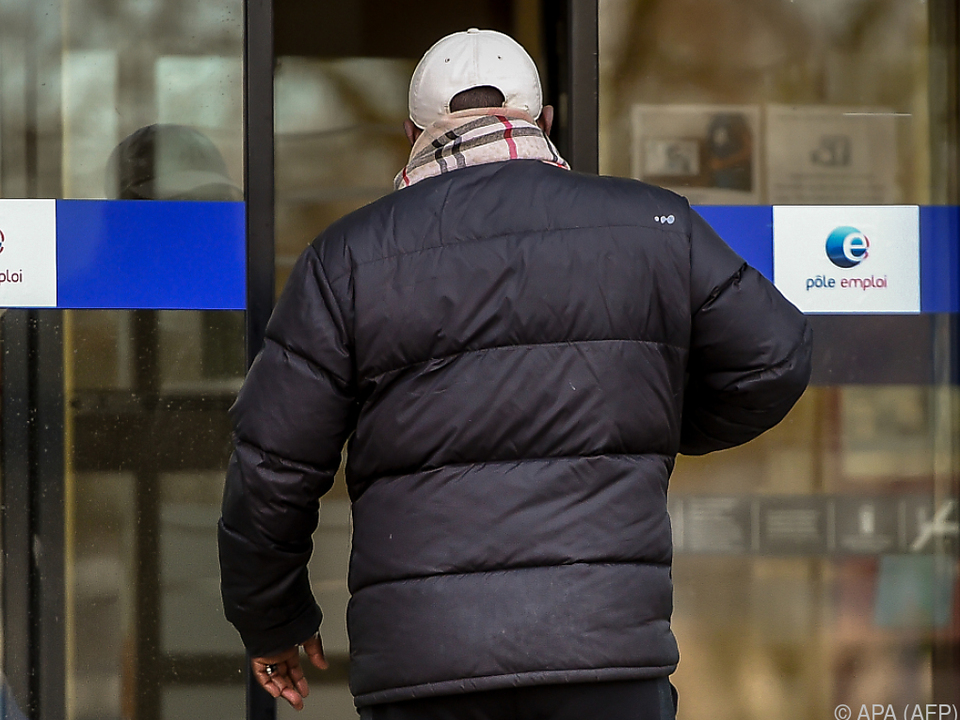 Weniger Arbeitslose im Euroraum