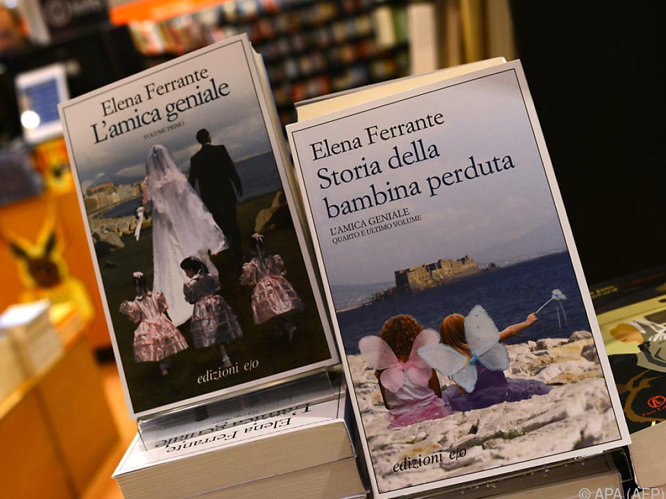 Wer ist Elena Ferrante?
