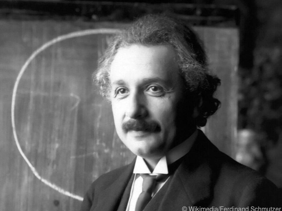 Wien selbst hatte keine große Bedeutung für Albert Einstein