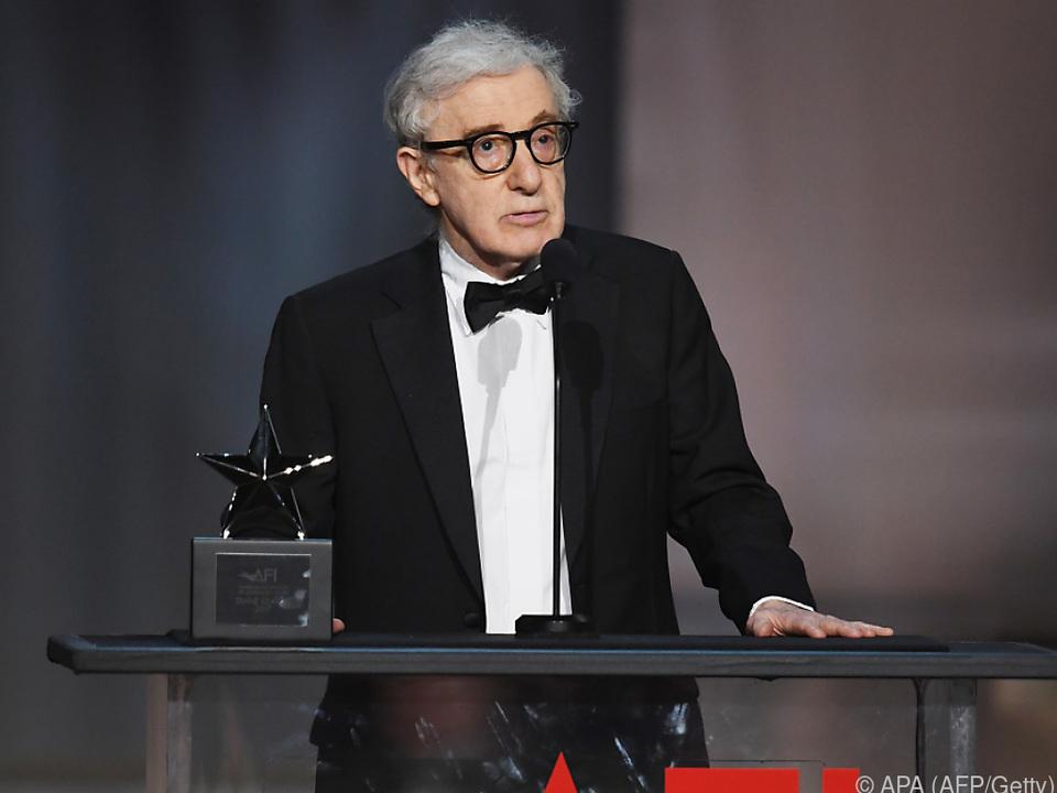 Woody Allen wies die Vorwürfe zurück