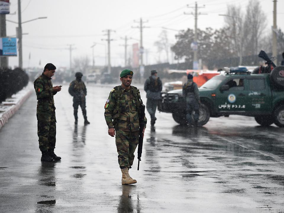 Ziel des IS-Anschlags war eine Militärakademie