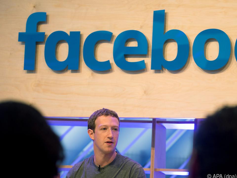 Zuckerberg will gegen Fake News vorgehen