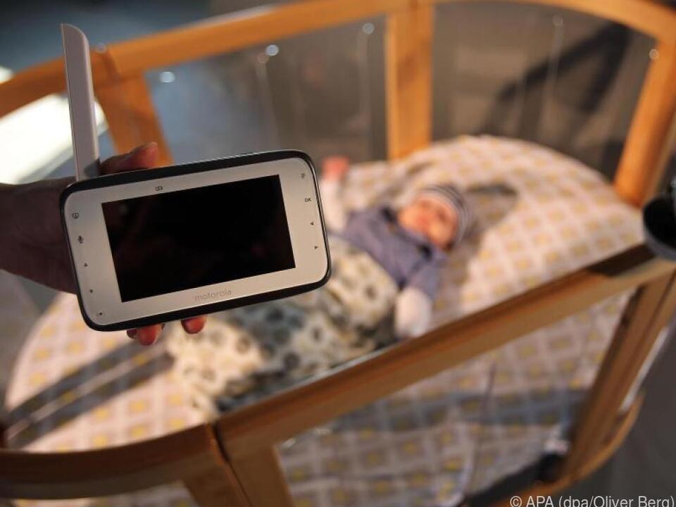 Zuverlässige Babyfone mit Video-Funktion kosten mindestens 170 Euro
